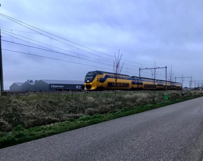 trein van de NS